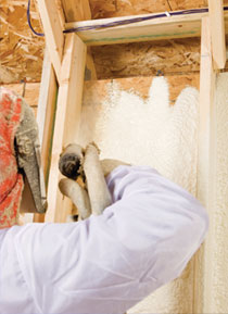 Huntington Beach Spray Foam Insulation Services and Benefits